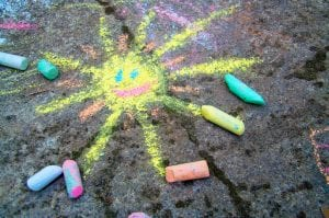 Chalk on Main @ Fountain Park | Rock Hill | South Carolina | United States