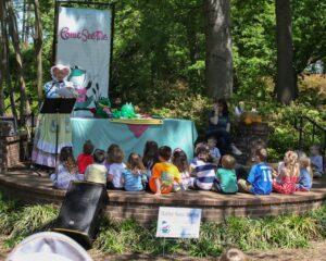 Sundaes with Glen & Mother Goose @ Glencairn Garden | Rock Hill | South Carolina | United States